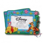 Фотоpамка pu # 9255 DISNEY MIX 5х8 magnet/winny