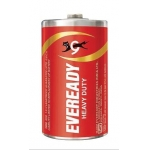 Элемент питания Eveready R20 Heavy Duty (24)