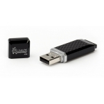 USB накопитель Smartbuy 4GB Quartz series Black (SB4GBQZ-K)
