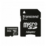 Карта памяти Transcend SXHC SD-Card 64-Gb Class 10 UHS-I 300xxx