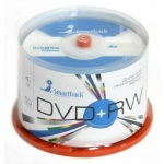 Диск Smart Track DVD+RW  4.7Gb 4x СВ-50/250)