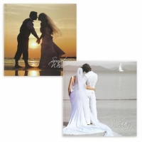 Фотоальбом slfadh 10/32x32 # 21159 Sunset Wedding