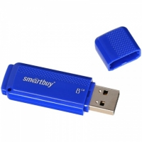 USB накопитель  Smartbuy 32GB Dock Blue  (SB32GBDK-B)