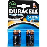 Элемент питания Duracell LR-03 Indstrial 10box