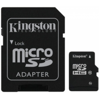 micro SDHC карта памяти Kingston 32GB Mobility Kit Class10 (MBLY10G2/32GB)