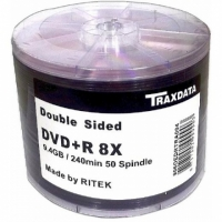Диск DVD-R Double Sided 16x 9.4GB (CMC) SP-50/600/