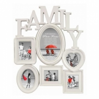 PI02298 Фоторамка Brighton III Cream Multi aps 6 opening photo frame Family (10)